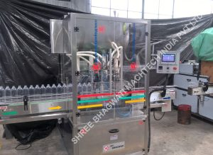 Bottle Piston Filling Machine