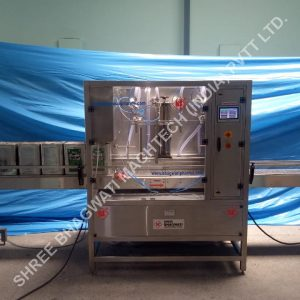 Edible Oil Filling Machine Manufacturer
