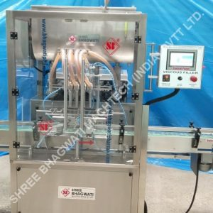 Honey Bottle Filler Machine