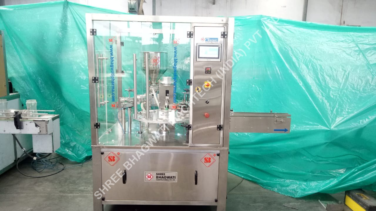 Hot Piston Filling Machine