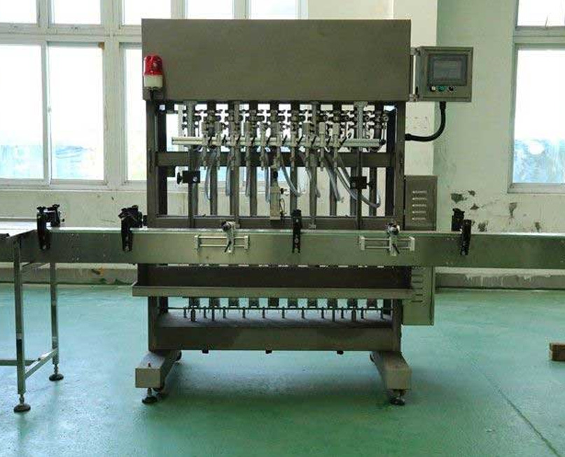Linear Filling Machines