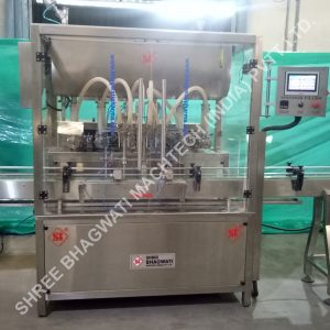 Tomato Paste Piston Filling Machine