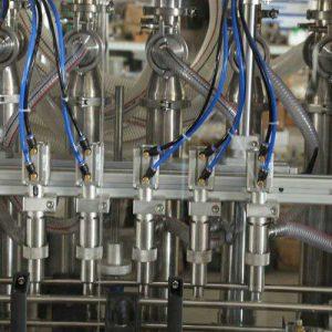 Liquid Filling Machine with 2 / 4 / 6 / 8 / 10 / 12 Nozzle Liquid Filler