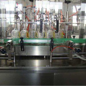 Engine Oil Filler, Motor Engine Oil Filler, Pet and HDPE Bottle Oil Filler