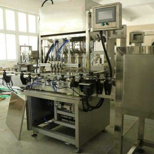 Customized Auto Paste, Shampoo Filling Machine Bottle Filling Machinery