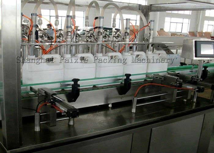 Oil Filling Machine - Oil Bottle Filling Machine, Groundnut Oil Bottle Filling Machine