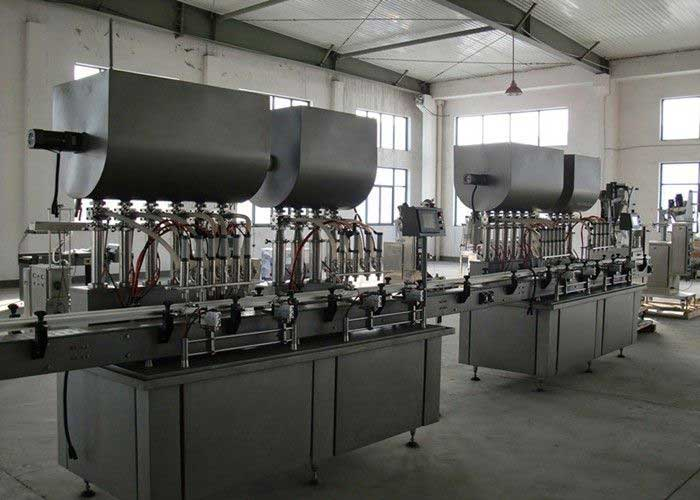 Jar Visocus Filler Machine With Jackagted Hopper For Creams, Lotions, Pre-Cooked Curries, Masala Pastes, Pickles Bottling Equipment