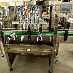 Tin/Can Liquid Filling Equipment, Color Tin Filling Machine, Juice Tin Filling Machine