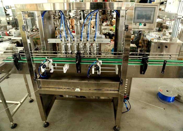 Tin/Can Liquid Filling Equipment, Color Tin Filling Machine, Juice Tin Filling Machine