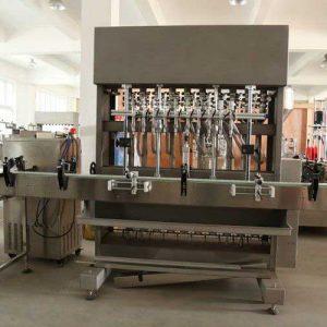Filling Machine for Petroleum Jelly, Tomato Sauce, Shampoo, Lotion, Cream jar