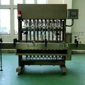 Piston Type Tomato Paste, Peanut Butter, Synthetic Jucie Filling Machine