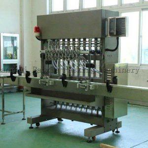 Piston Filler - Bottle Piston Filling Machine
